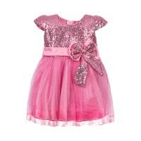 """Платья для девочек """"Baby doll rose""""Цена за 1 шт.570,00руб., Цена за уп-ку 2280руб."""