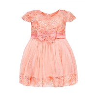 "Платья для девочек ""Shell coral""Цена за 1 шт.740,00руб., Цена за уп-ку 2960руб."