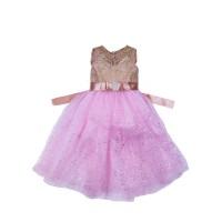 "Платья для девочек ""Countess pink""Цена за 1 шт.665,00руб., Цена за уп-ку 2660руб."