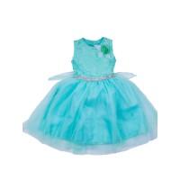 "Платья для девочек ""Princess green""Цена за 1 шт.710,00руб., Цена за уп-ку 2840руб."