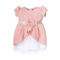 """Платья для девочек """"Butterfly rose""""Цена за 1 шт.515,00руб., Цена за уп-ку 2060руб."""