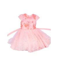 "Платья для девочек ""Excellent rose""Цена за 1 шт.565,00руб., Цена за уп-ку 2260руб."